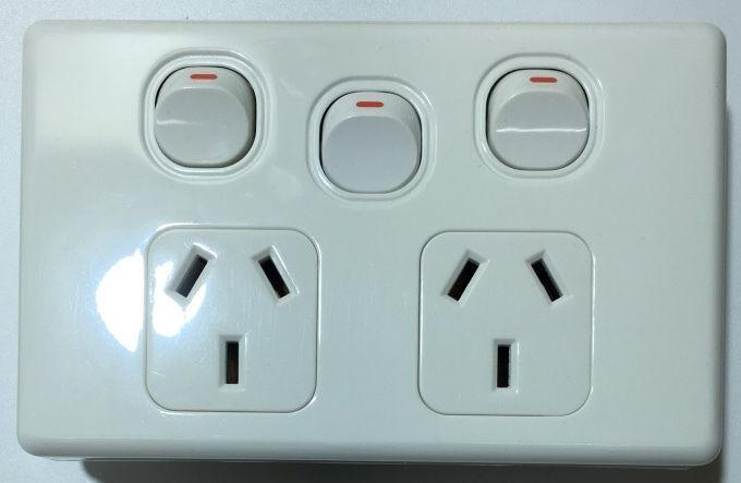 What is the difference between 220 and 240 volt outlet for Outlet b b