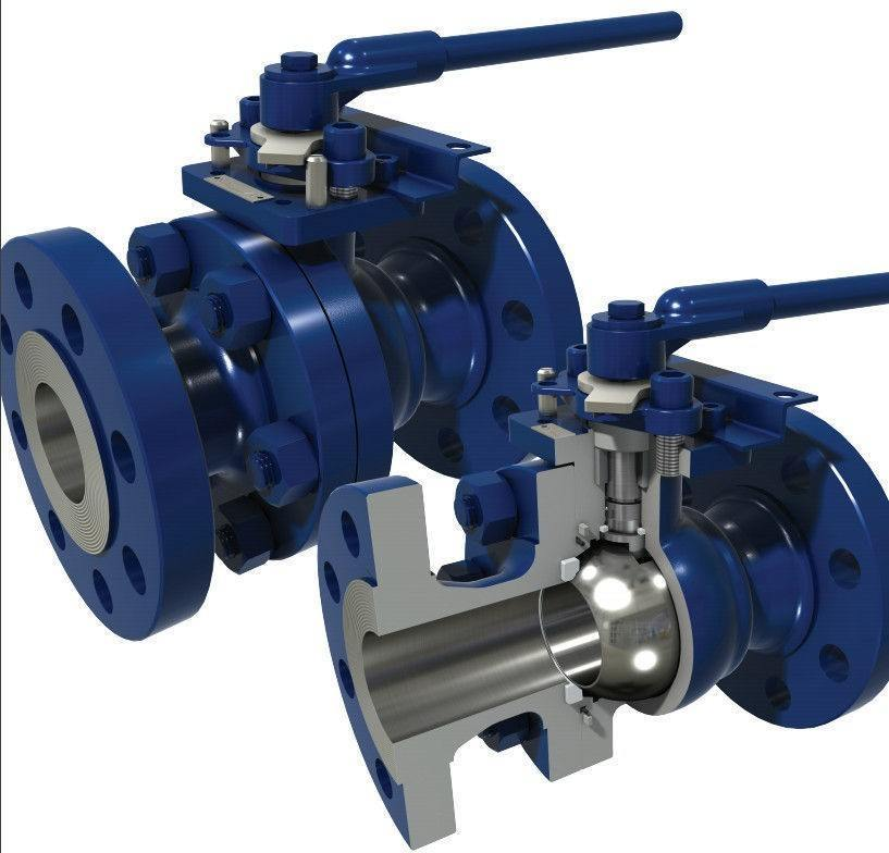 Gate Valves Vs Ball Valves What Are The Differences