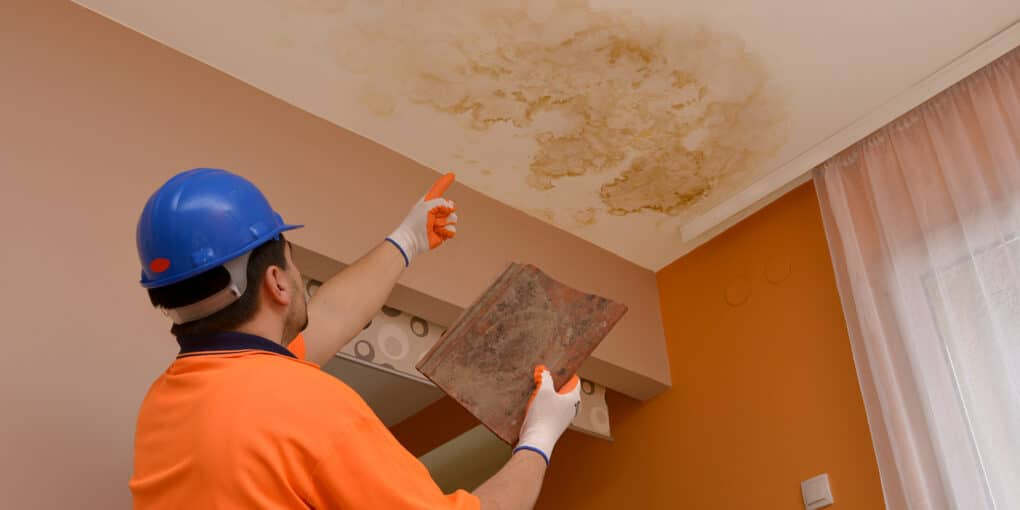 A Guide to the Different Types of Ceiling Damage