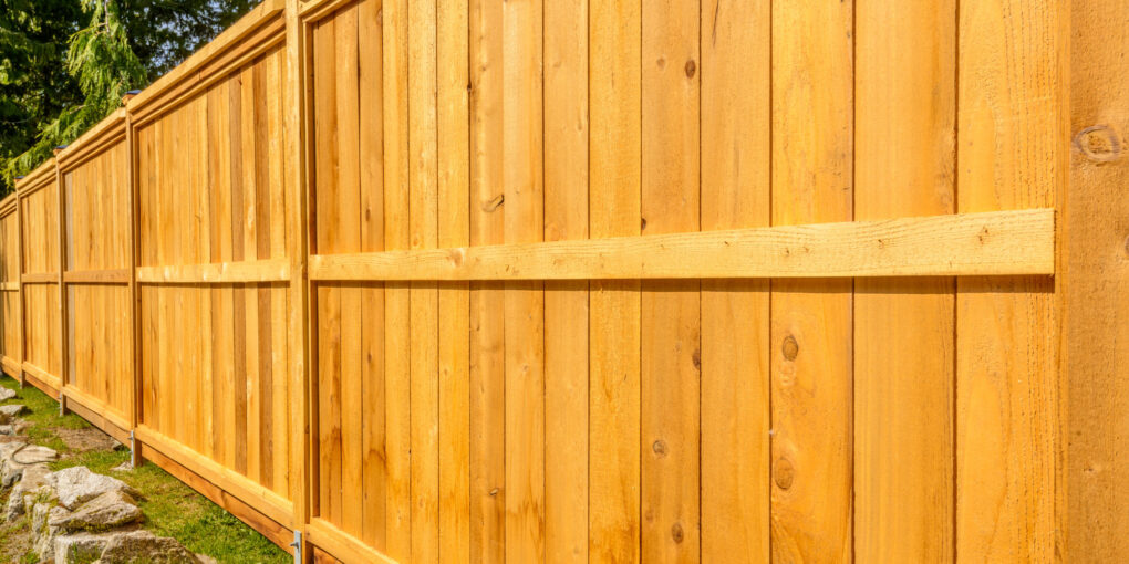 Keeping Grounded: The Best Type of Wood for Fence Posts