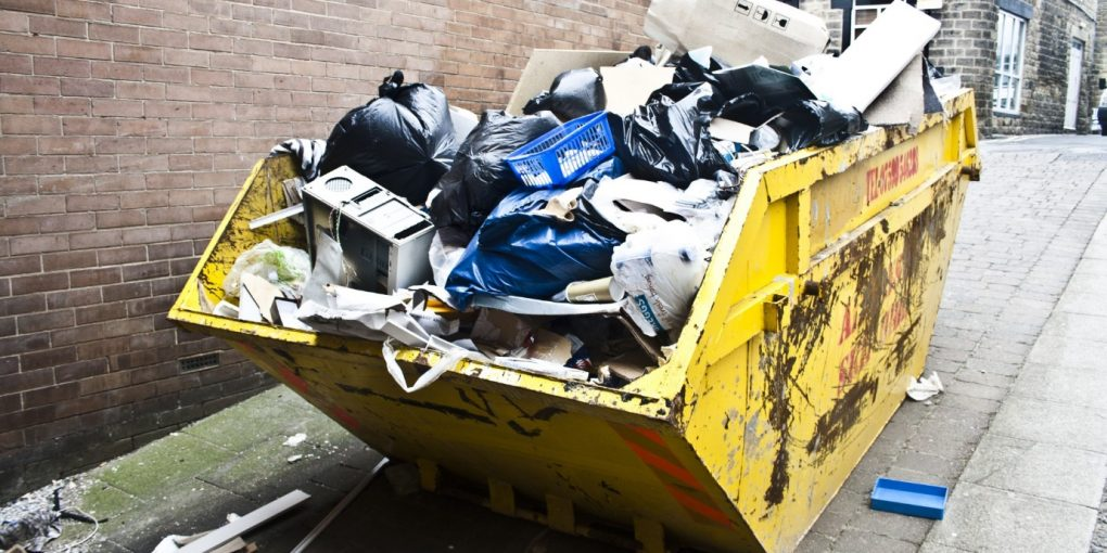 Skip Hire 101: What Size Skip Should I Hire?