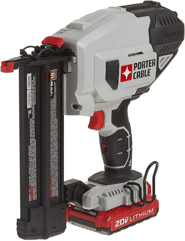 Crown And Other Molding Trim Nailer for Cabinet Installation