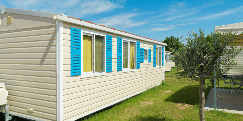 Procedure For Painting A Mobile Home With Aluminium Siding