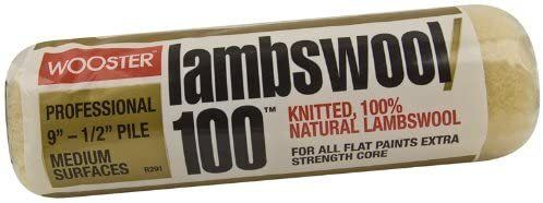 Best Natural: Wooster R291-9 Lambswool Cover