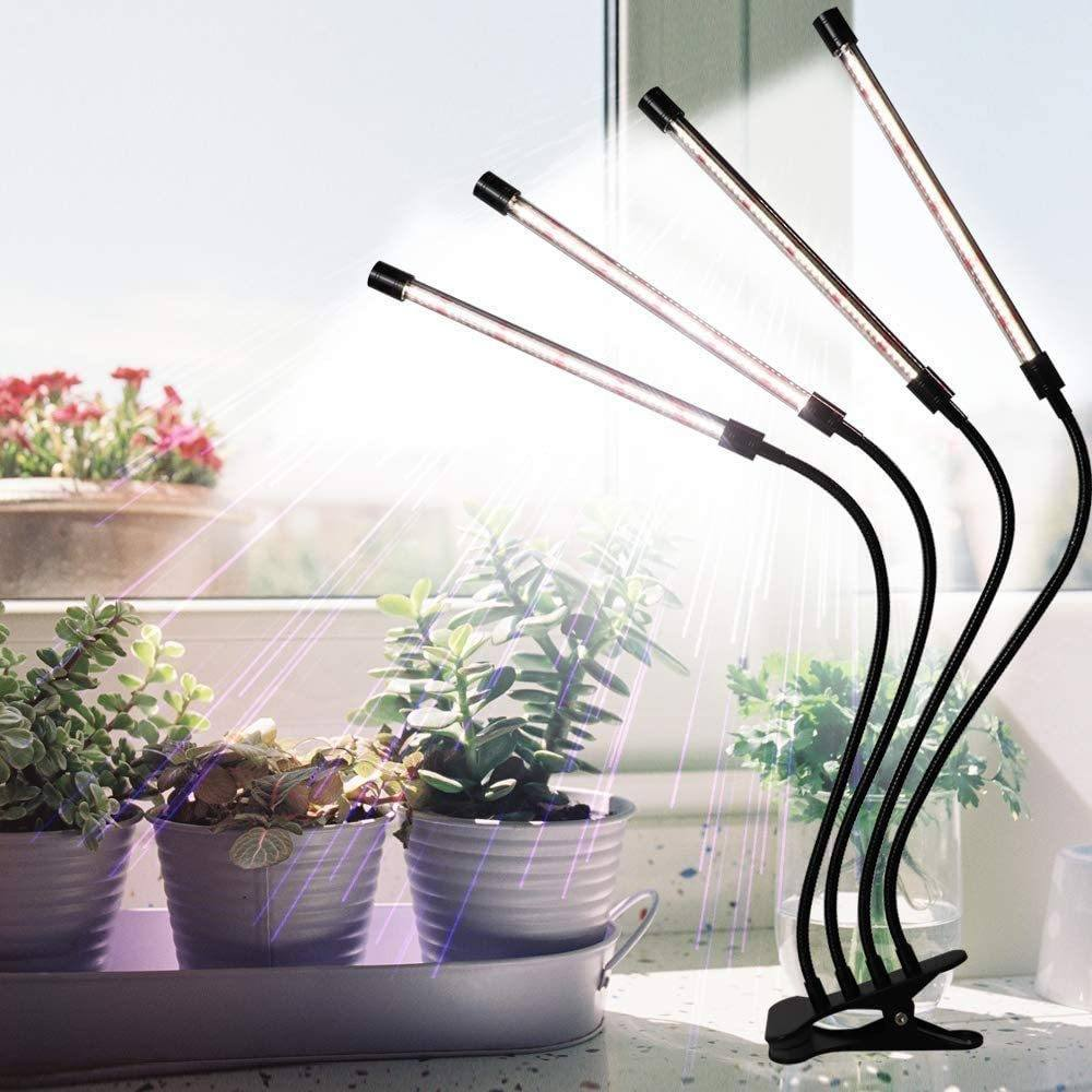 Grow Light for Indoor Plants with LEDs